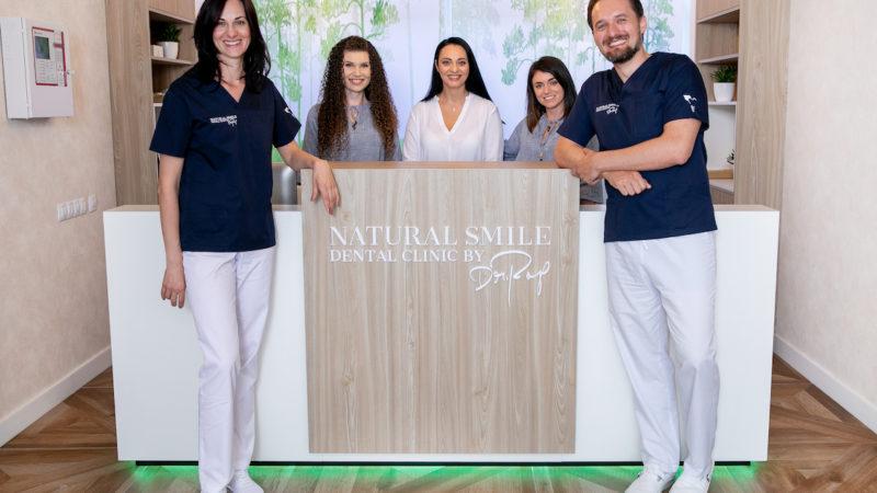 echipa natural smile